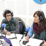 Image for the Tweet beginning: 📻@olivianegra y @susazparren entrevistan al