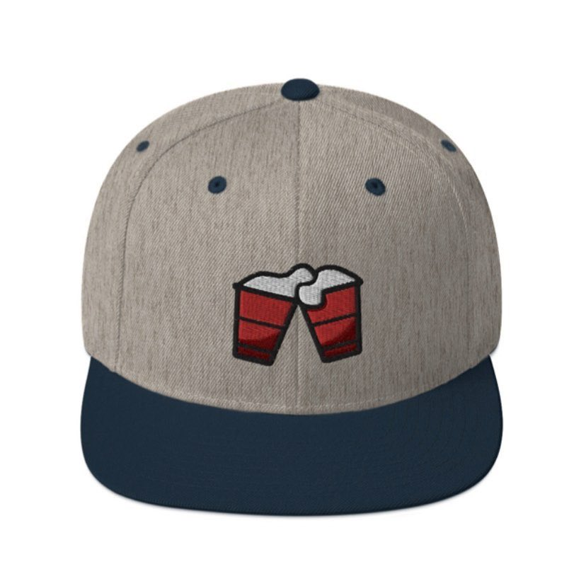 Check out our merch store to get one of these awesome Snapback hats! You know @KHaef  and @howie1027  will be getting one! #cuptocupshow  #merch  #merchstore  #hats  #snapbackhats  #tuesdaythoughts  #podcasts  #comedy   https://www.cuptocuplife.com/merch/Hats-c43717567  …