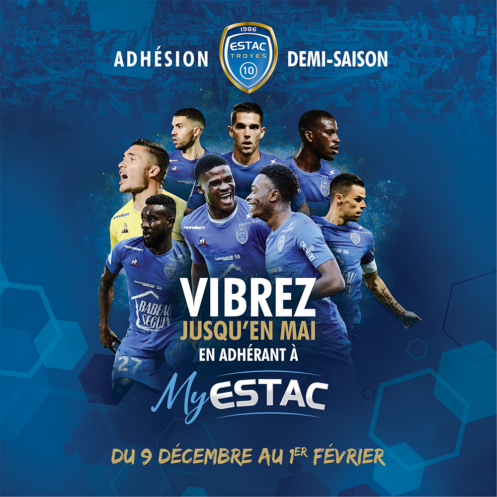 ESTAC Troyes @estac_officiel