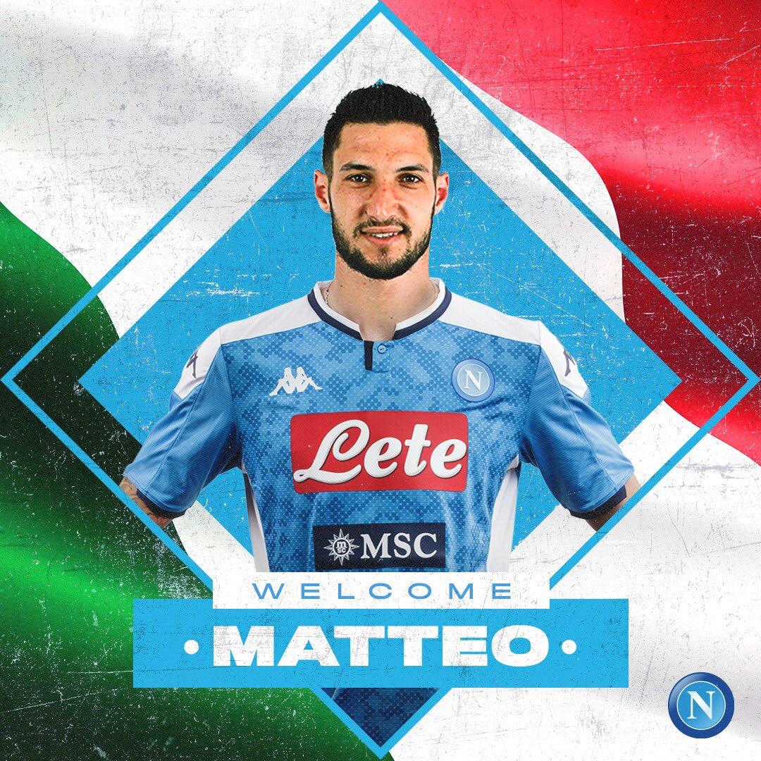 Resmi Christian Erikssen menjadi pemain baru Inter Milan. Sedangkan Matteo Politano resmi menjadi pemain R̶o̶m̶a̶ Napoli