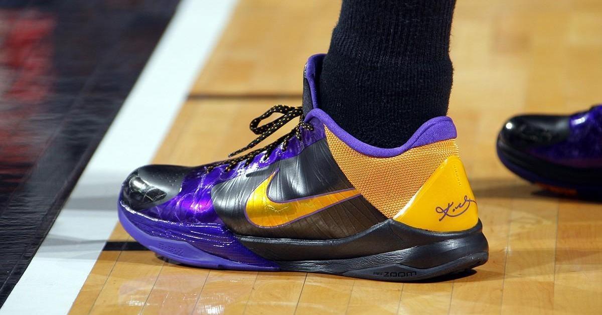 Nike has pulled all Kobe Bryant