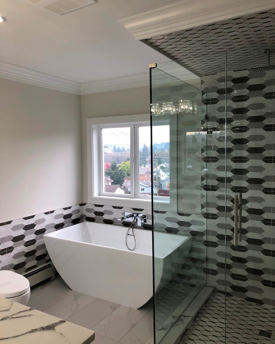 Take your me time a new level with this aesthetically abreast bathroom setup. . . . #xyzpainting #teamxyzpaintingburnaby #paintingcompany #housepainting #paintersurry #vancouverpainters #commercialpainting #interiorpaintingcompany #exteriorpainting #paintingcontractor #vancouverpic.twitter.com/8tTXZxpeA3