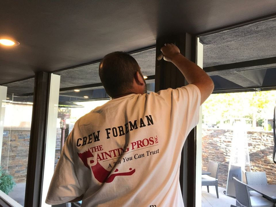 As a San Jose painting contractor, The Painting Pros has the experience to work on all types of wood to provide area homeowners beautiful long-lasting results.  Read more https://lttr.ai/Mls9  #housepainting #SanJosePainter #commercialpaintingpic.twitter.com/R3zIDU0sSf