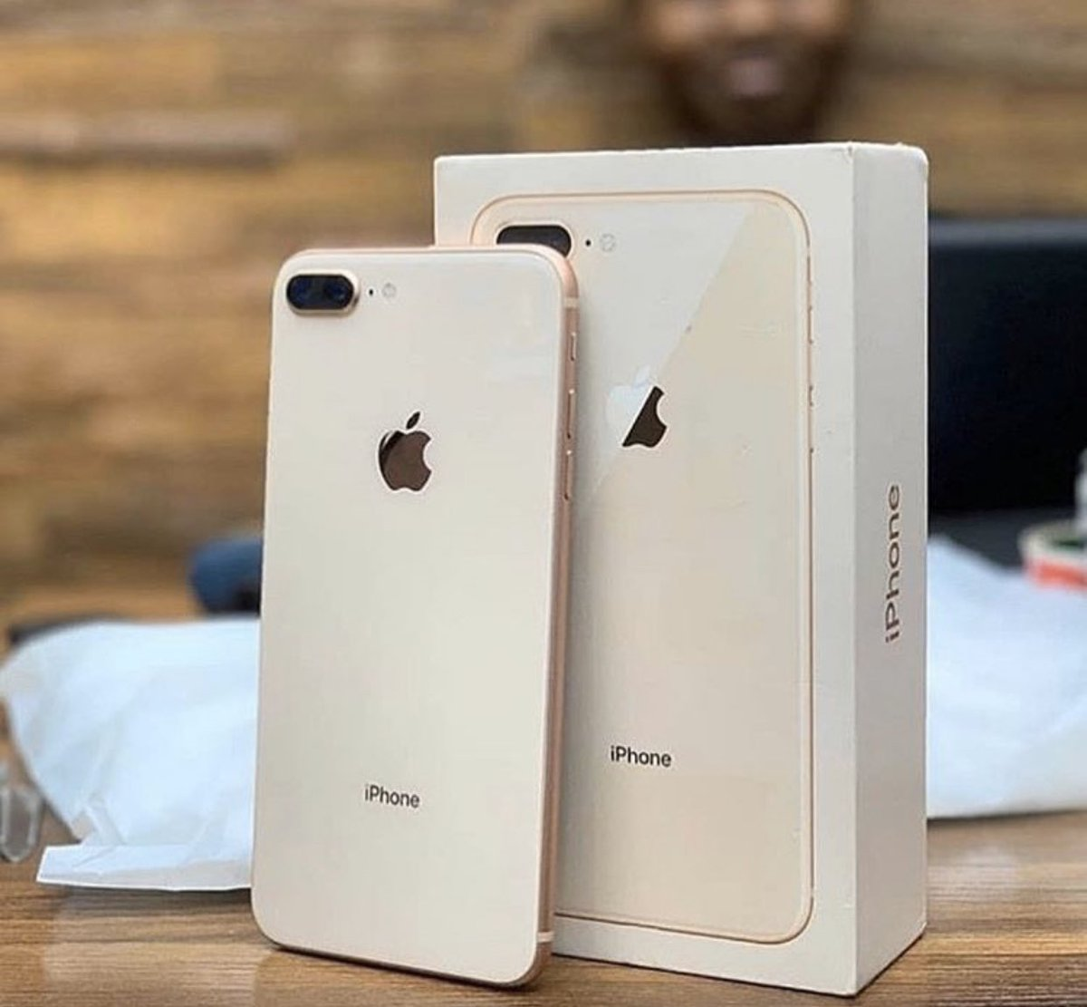 Iphone 8+  Brand new  64GIG  160,000 Place your order  Shop live or online  Nationwide delivery   Dm/Call:07032655719 Refer Your Family and Friends To patronize us  Thank you   PLEASE RETWEET <br>http://pic.twitter.com/diGOz5FuBK