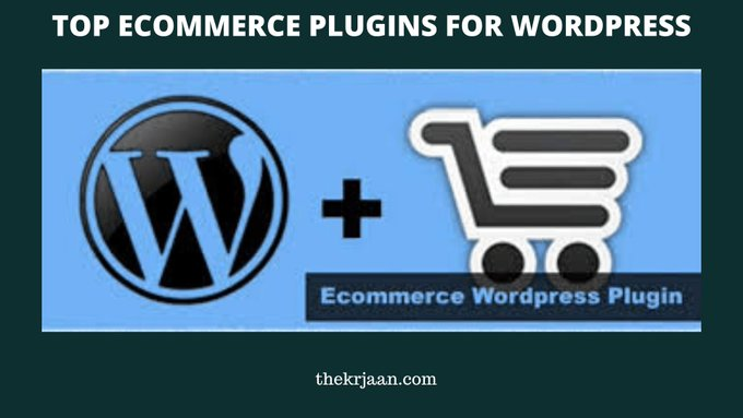 Top eCommerce Plugins For WordPress
