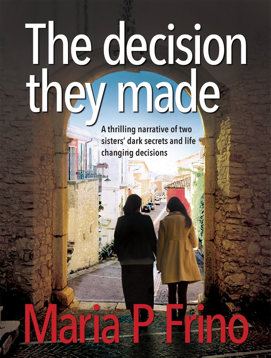 The Decision They Made ebook. On sale until January 31. Hurry, buy now on Amazon Kindle. #familysaga #historicalfiction #aussieauthor
