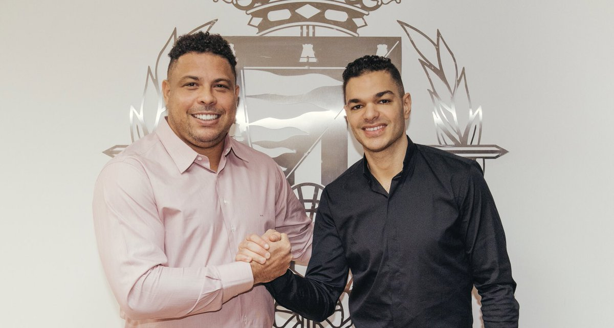 Ben Arfa has just signed for Real Valladolid on a free transfer. Good luck Hatem!  #NUFC<br>http://pic.twitter.com/1JqUHbBZwh