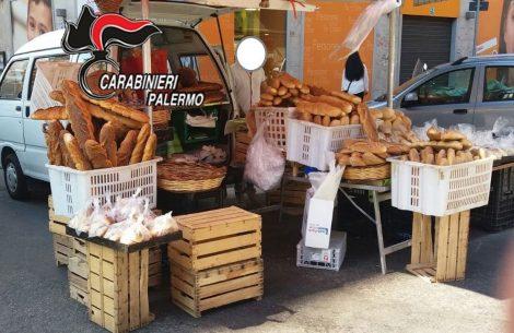 Vendono pane tra polvere e gas di scarico, multati10 venditori ambulanti palermitani - https://t.co/TBal80897N #blogsicilianotizie