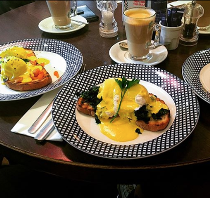 Ensuring your week starts off to a cracking start!! 🍳 @Carluccios is the place to go for a delicious Brunch!!   Plan your visit   #heartshopping #waltononthames #dining #food #breakfast #lunch #dinner #hungry #yum #yummy #foodporn #foodgasm #delicious