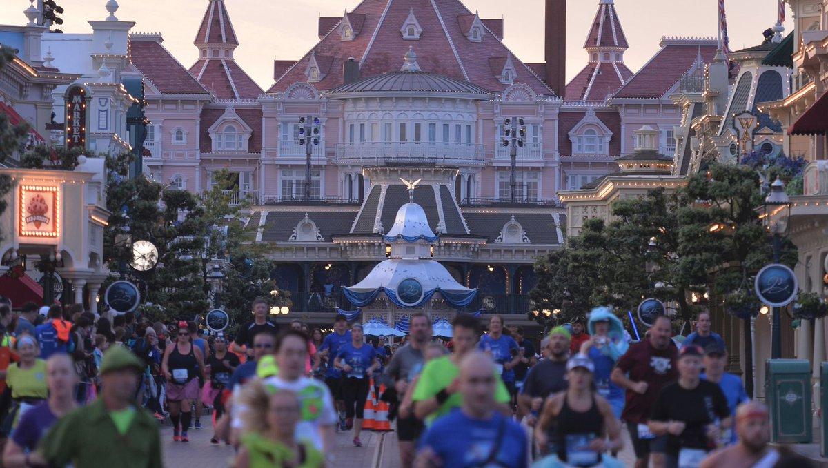 #RunDisney Events 2020: Ein zauberhaft sportliches Jahr in Disneyland Paris