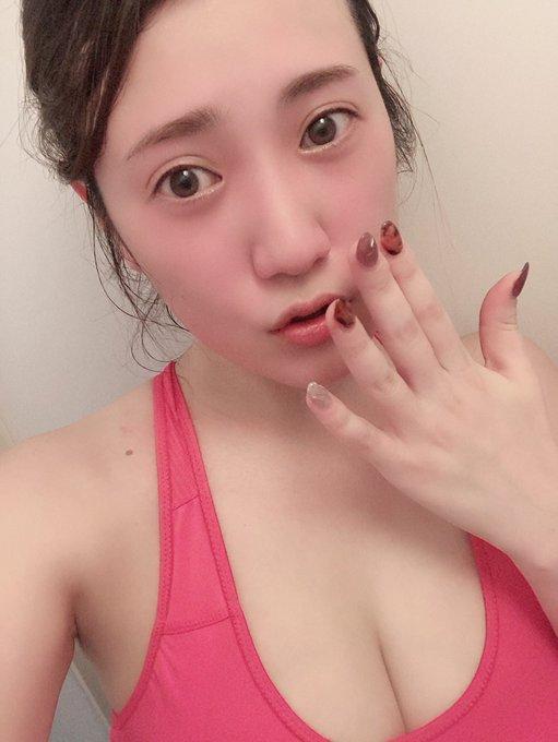 グラビアアイドル草野綾のTwitter自撮りエロ画像54