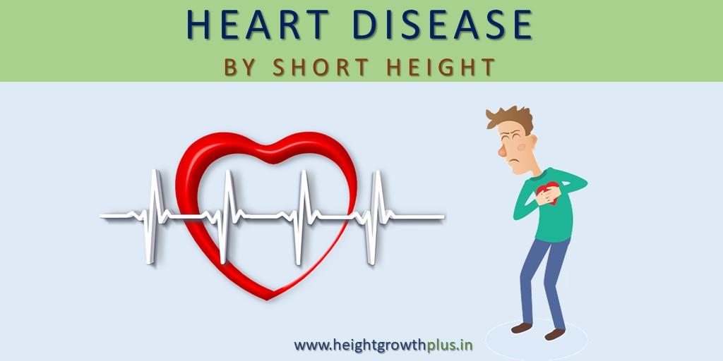Studies say shorter people at greater risk of heart disease.coronary heart disease or CHD #heightgrowthplus #heightproblem #shortheightproblem #heightgrowth #HealthTech  #healthyhabit  #HealthyLife  #hearthealthy #healthy #healthcare #hospitals #childrens #savehealth #HeartNews