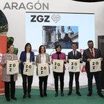 Image for the Tweet beginning: El turismo generó en #Zaragoza
