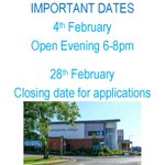 Image for the Tweet beginning: Don't forget the closing date