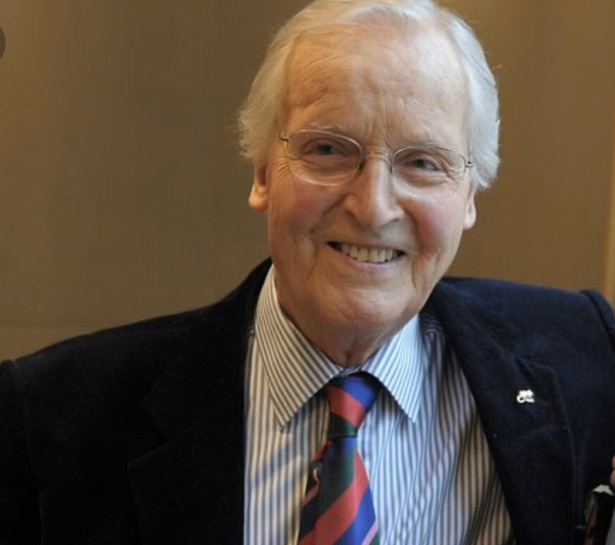 I met Nicholas Parsons a few weeks ago at an event. Not only was he charming and funny but also wonderfully discreet. A real twinkle in his eye. What a loss. A broadcasting giant. pic.twitter.com/eYcc9U7HFb