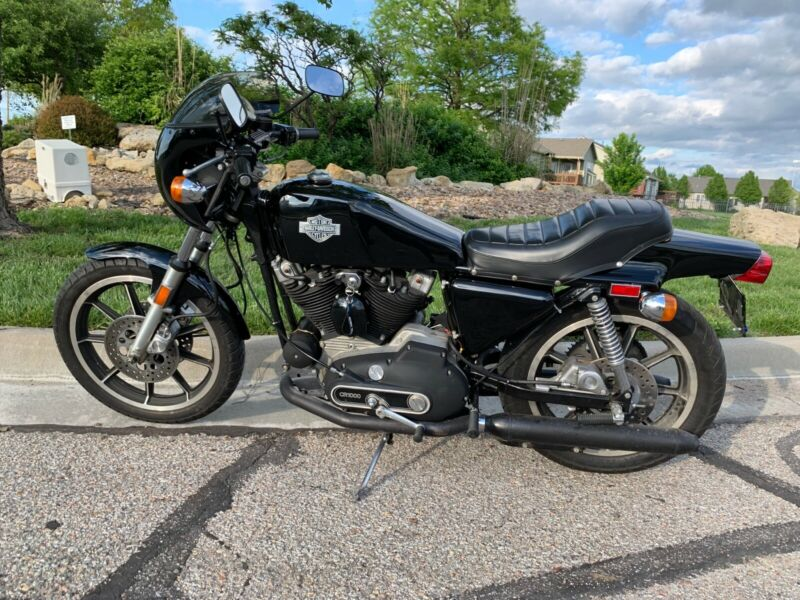For Sale > (1978 XLCR 1000 CR Harley Davidson Sportster 1200 883 Cafe Racer **RARE**)  https://caferacerforsale.com/ad/1978-xlcr-1000-cr-harley-davidson-sportster-1200-883-cafe-racer-rare/…  #caferacerforsale #caferacer pic.twitter.com/diHcSPzGyY