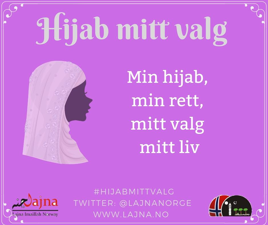 #Lørdag den 1.februar fra kl. 12 - 15 vil du finne medlemmer av @LajnaNorge på stand på #Nationaltheatret for å fortelle mer om hvorfor de har valgt å bruke #hijab og hva plaget betyr for dem. Kom for å bryte barrierer med oss!   #Oslo #Norgepic.twitter.com/GAVPJituZS