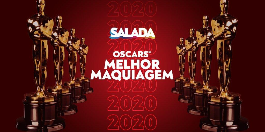 Veja os indicados a Melhor Cabelo e Maquiagem no Oscar 2020 http://bit.ly/38sohq5pic.twitter.com/BSfgKVbgss