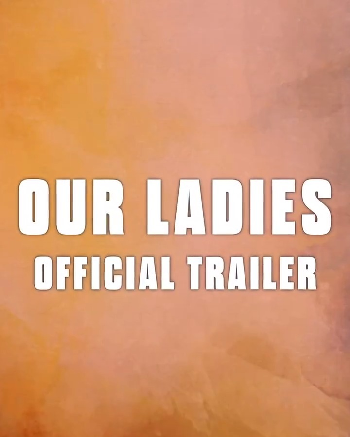 The sisters of no mercy! Watch the brand new trailer for #OurLadiesMovie At Cinemas April 24 🏴😇🍻🎇 https://t.co/NYot96Z749