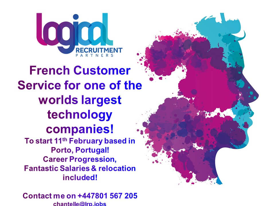 Work for one of the largest technology business in the world! Relocation package included, first class training. Contact me for more information   #lrpjobs #jobsinporto #jobsearchpic.twitter.com/lNfQG8nQR2