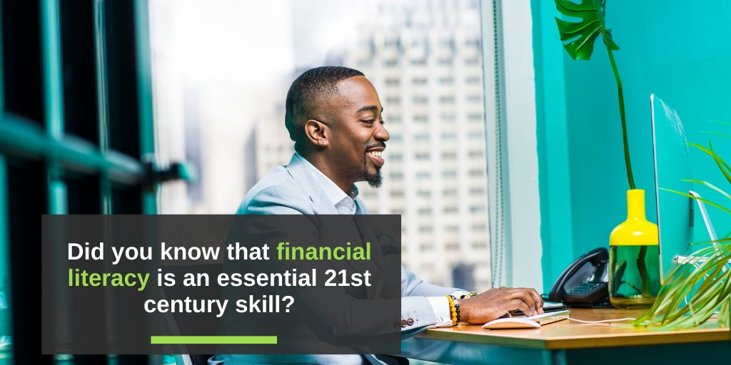 Financial literacy, like critical thinking, creativity and collaboration, is an essential 21st century skill. It enables young people to fully participate in the economic life. #Rwot #ChancenRwanda #financialeducation #21stcenturyskills #moneygoals pic.twitter.com/R900ElH4qV