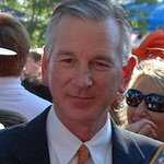 Image for the Tweet beginning: #TommyTuberville: 'God sent us #DonaldTrump