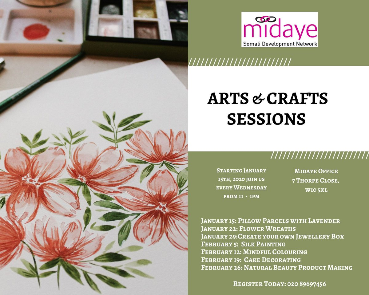 Tomorrow at our #ArtsAndCrafts session we are making #JewelryBoxes!! #Creative