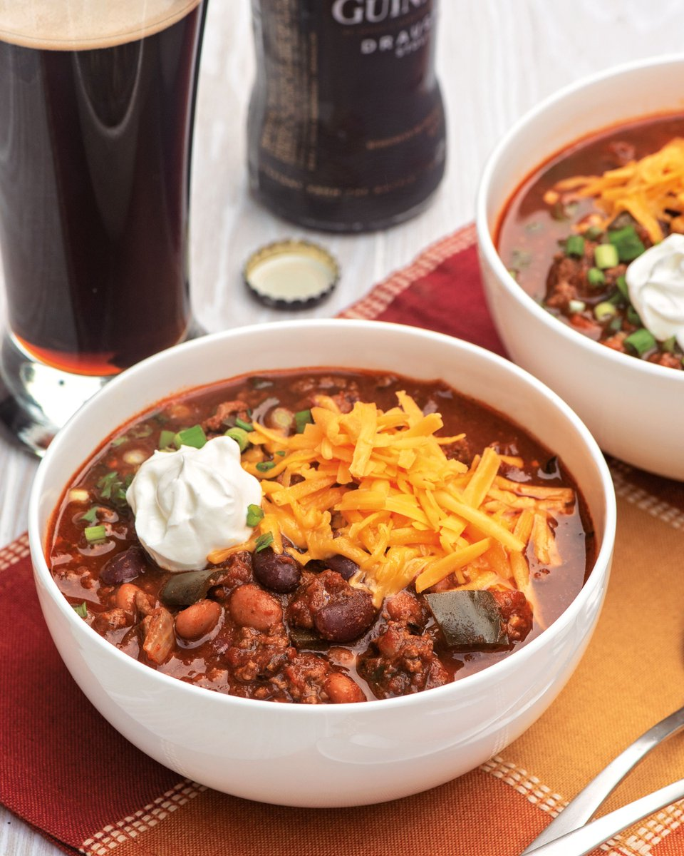 Kings Food Markets On Twitter Rich Dark Beer And Mild Poblano Peppers Add Incredible Flavor To This Robust Chili The Perfect Warm Dish To Bring To The Game Day Party We Recommend