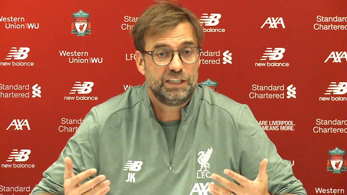 VIDEO - Jurgen Klopp FULL Pre-Match Press Conference - West Ham v Liverpool - Premier League https://youtu.be/-LSYZEBY7pQ PLEASE SHARE! #WHULIVpic.twitter.com/oBAilDGKOv