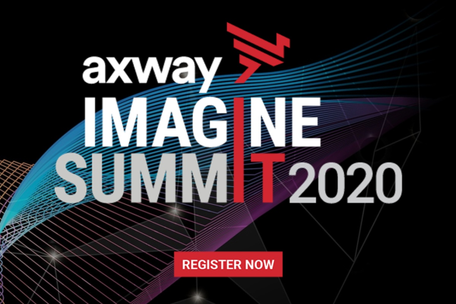 It's live now: https://www.imaginesummits.com/ Visit the #IMAGINESUMMIT2020 Americas and Europe websites and discover all about @Axway's annual partner and customer conference. #API #APItechnology #DigitalTransformation #ExperienceDigital http://bit.ly/2U66XDdpic.twitter.com/FXwXiNGWSE