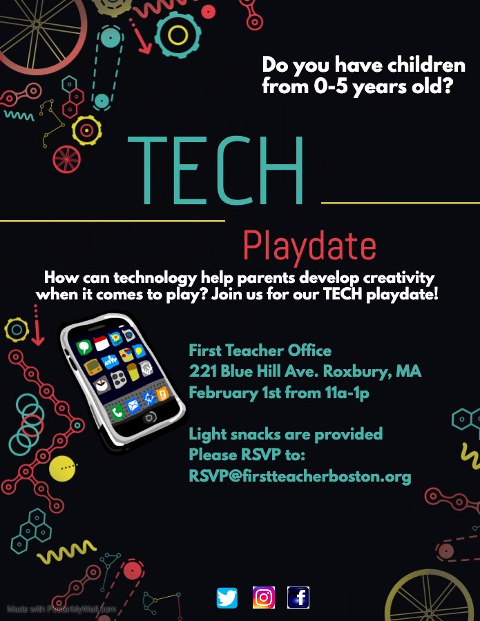 The best technology for our children requires no electricity. Find out more at our Tech play date on 2/1/20 11a-1p @ the FT Office. | #powertotheparents #technology #TechnologyRocks #TechnologyforGood #technologyiscool #lightupthebrain #iphone #computer #electronicspic.twitter.com/lWtEnx4vF4
