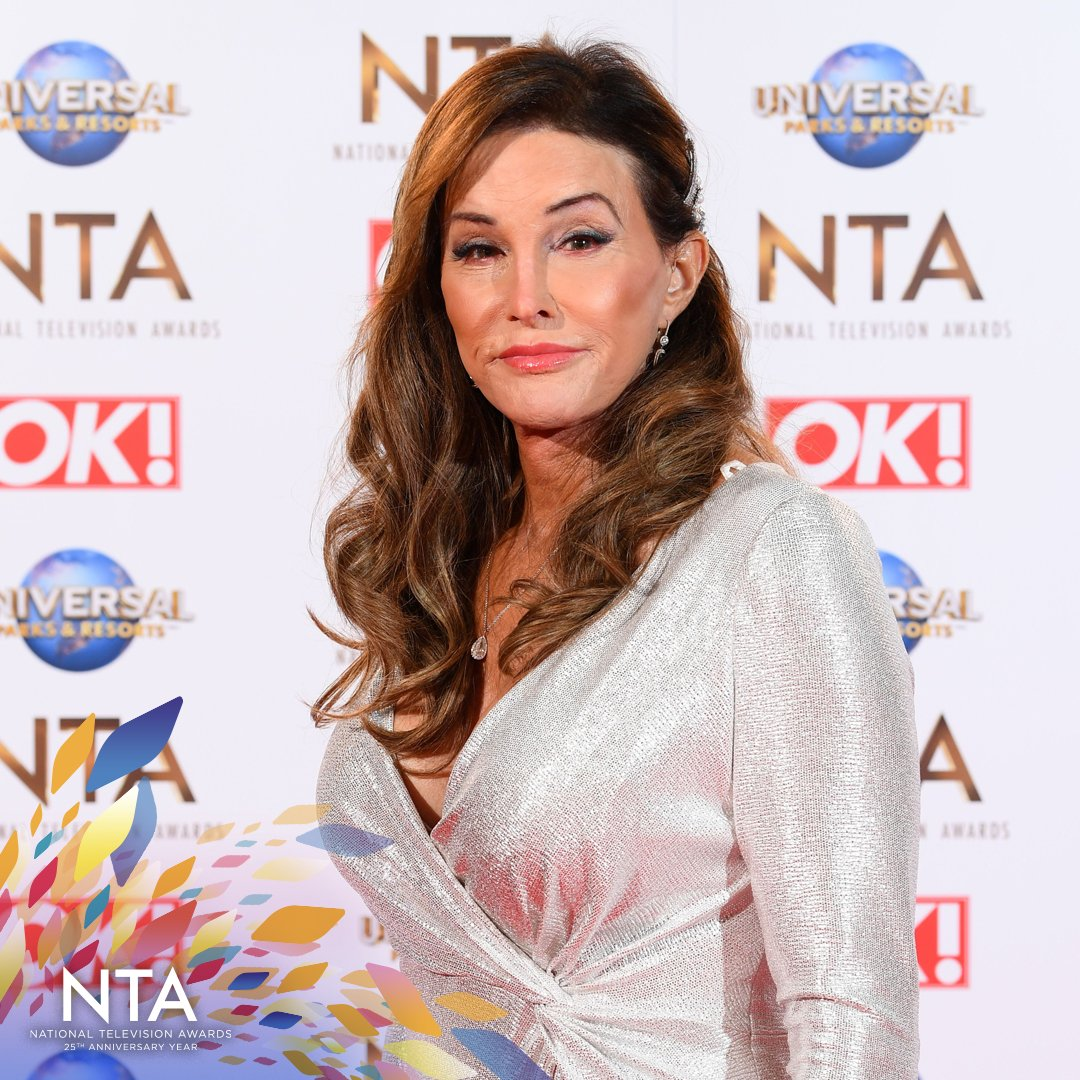 Were so excited to have @Caitlyn_Jenner joining us for her first ever #NTAs!