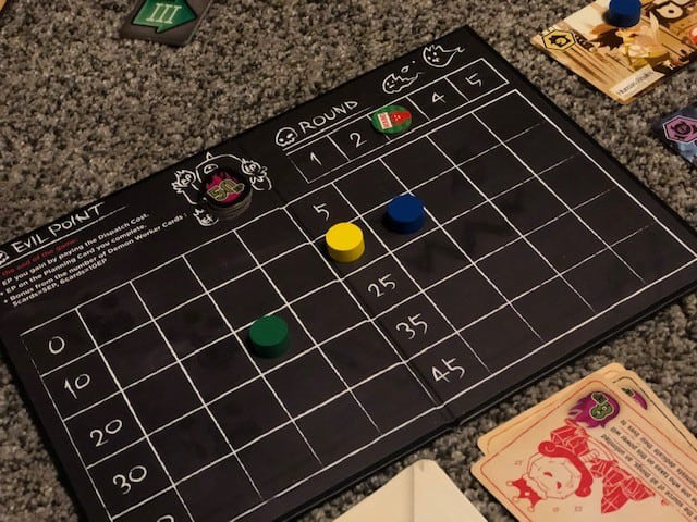 Demon Worker by Japanime Games – Review https://lttr.ai/Mmji #Boardgames #GameMechanics #Juegodemesa #Demons #Demon #Demonworker #Underworld #Jogodetabuleiro #Jeuxdesociete #Boardgame #Tabletopgames #BoardGameReviews #Brettspielpic.twitter.com/alTWAHRWUR