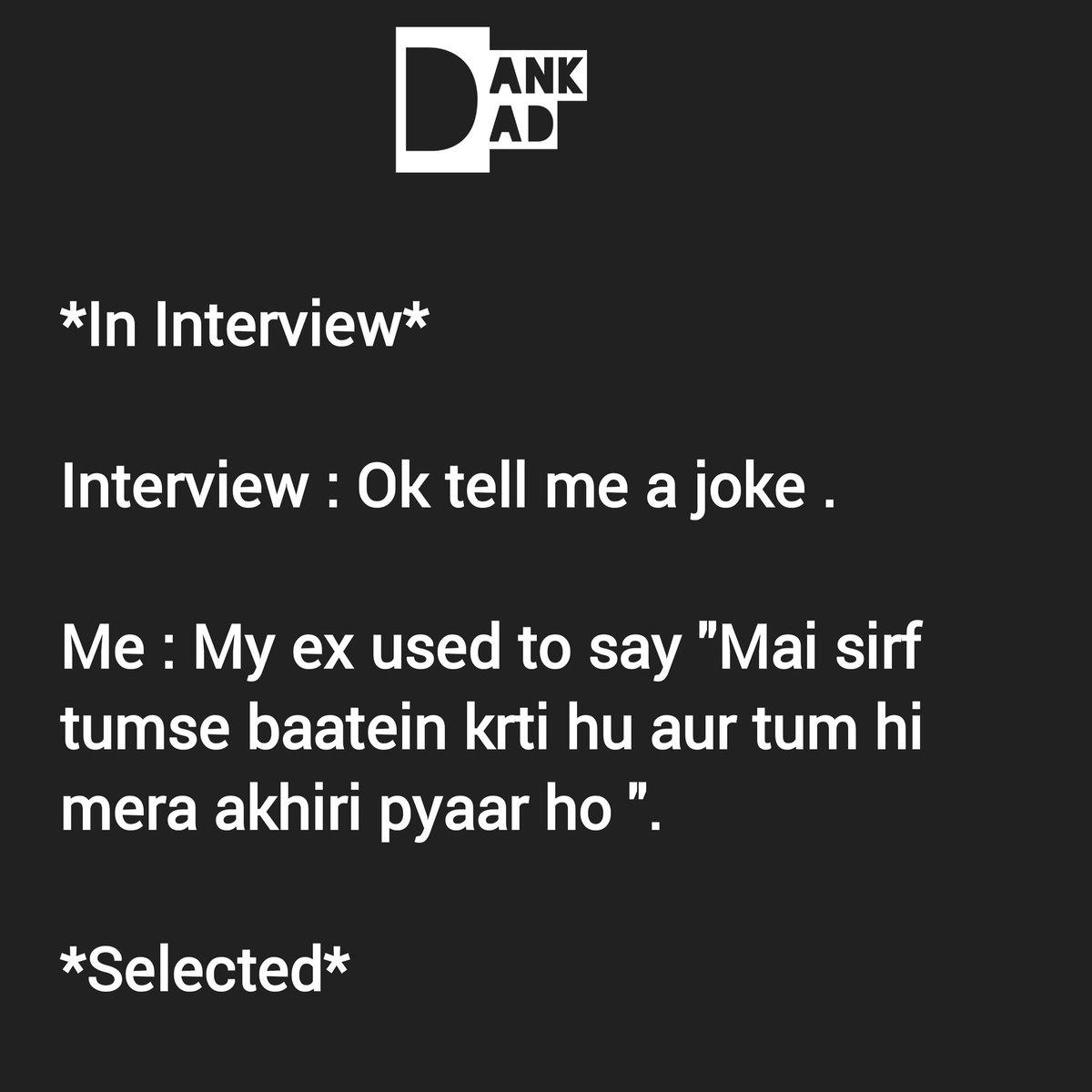 Follow @_dank_dad_ for more ....#fun #jokeoftheday #laugh  #dankjokes #nonvegjokes #follow #funny #jokes #sarcasm #FF #likes #comedyindia #backchodi #sacredmemes #bollywoodpic.twitter.com/QqkHAysqZ3