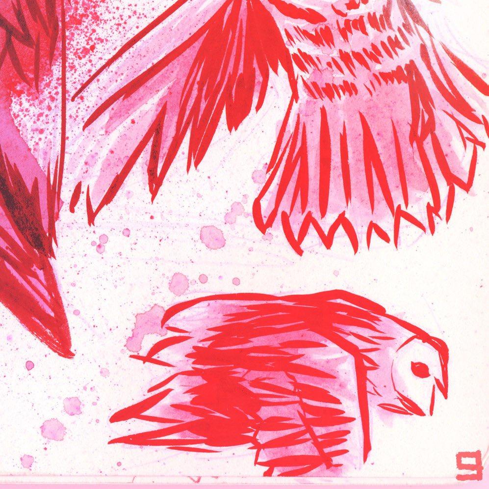 Owls sketch dump #1...⠀⠀⠀⠀⠀⠀⠀⠀⠀ #owl #digitalart #drawing #illustration #arte #sketch #doodle #ink #vizdev #visualdevelopment #conceptart #sketchoftheday #myart #drawingoftheday #moleskine #photoshop #smearinglinespic.twitter.com/pStKcs7BzM