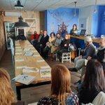 Image for the Tweet beginning: Celebrada a #Cubelles la reunió