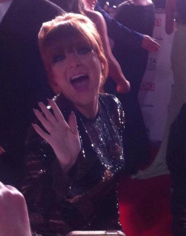 I still love this pic from when you spotted Twitfam on the red carpet at the NTA's pic.twitter.com/Ew2RC8kYjq