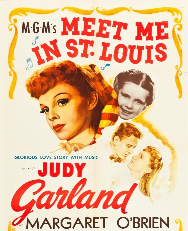 MEET ME IN ST LOUIS in THEATERS Sun. Feb 2nd & Wed Feb 5th. Don't miss JUDY GARLAND in one of the greatest MGM musicals from Hollywood's Golden Age, on the BIG SCREEN ! #flashbackcinemapic.twitter.com/19P3rLWQcZ