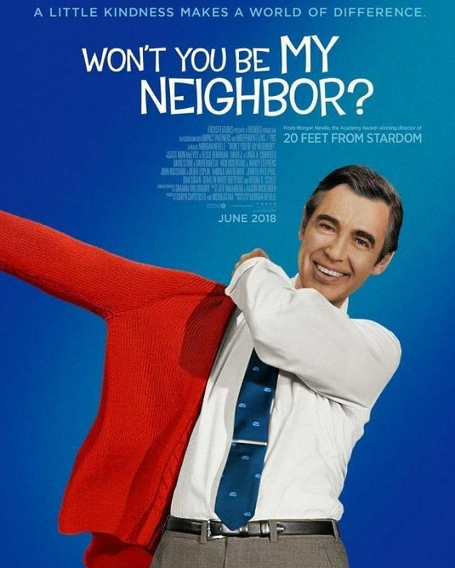 ¿Quién es Mr. Rogers? Es una pregunta que en esta parte del mundo nos hacemos y este documental se encarga de mostrarnos la relevancia de Fred Rogers para la televisión norteamericana.  #WontYouBeMyNeighbor es un vistazo a los años dorados de la TV norte… https://ift.tt/2O6RyPhpic.twitter.com/ftUwUrNKL0