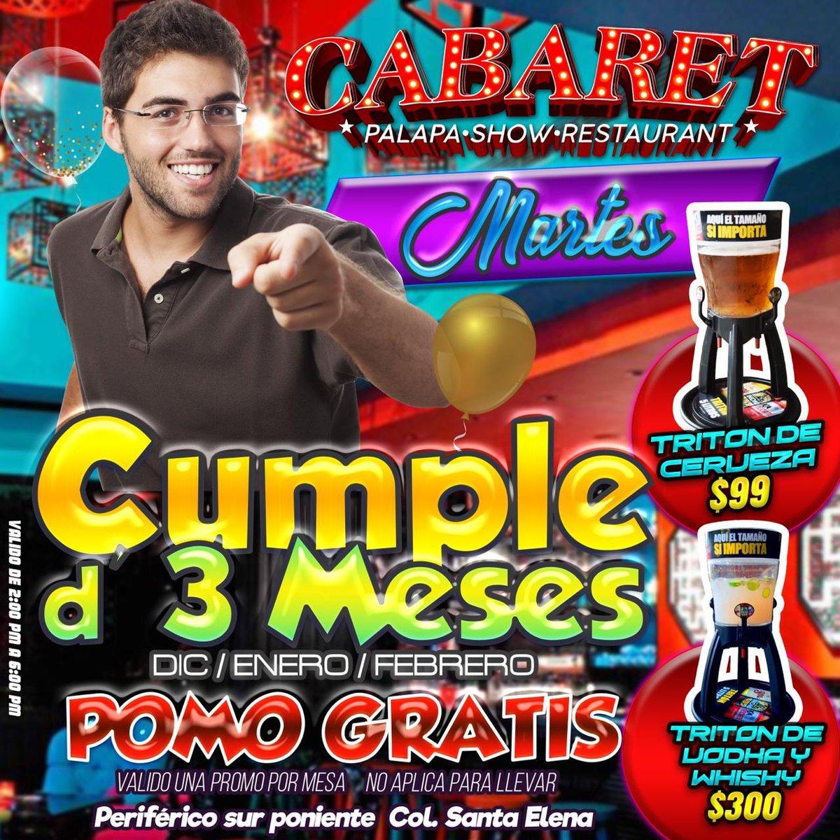 Martes de cumpleañeros!!! #tereservo @PalapaCabaret 9612364768 @Chisrecomienda  #cumpleañeros #diciembre #enero #febrero