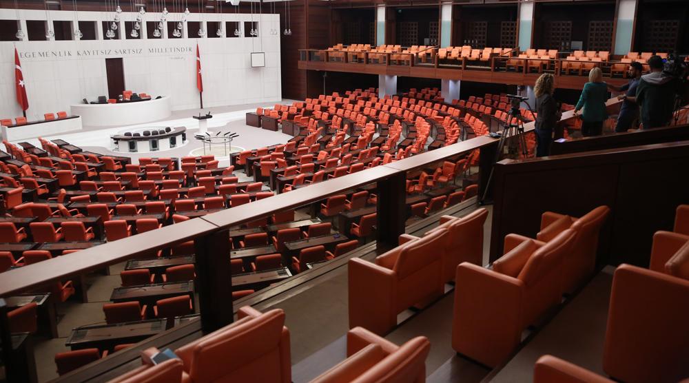 """CHP ve HDP'nin verdiği deprem araştırma önergeleri, """"Deprem siyasi polemiklere konu olmamalı"""" denilerek AKP ve MHP tarafından reddedildi! bit.ly/2tVzQr6"""