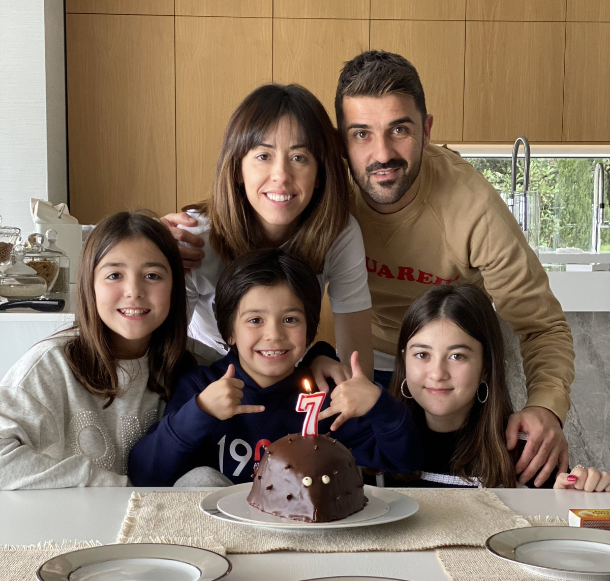 Feliz cumpleaños guaperas ❤️7️⃣ 🎂 #luca #7años #familygoals
