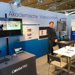 Image for the Tweet beginning: Mediasite Exhibits at LEARNTEC 2020
