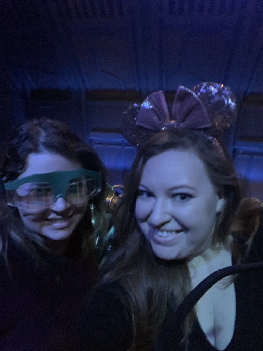 Ride 4 FOP. We got in line before the park opened. A bit of a time suck. Heading to Safari as we got a fast pass. Then back to HS as they've called the boarding number for Star Wars. #parkeologychallenge <br>http://pic.twitter.com/xQj1Xo1eM2