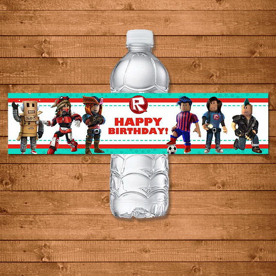Roblox Drink Labels - one hour left! #giveaways #GiveawayAlert #freebies #momlife #printables