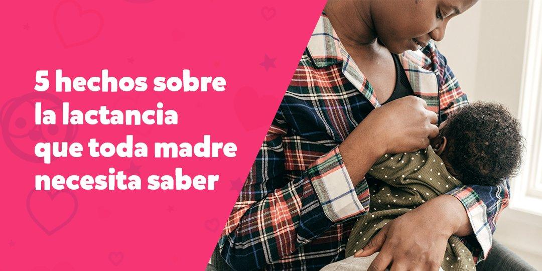1. La lactancia materna no siempre es fácil. 2. No es necesario preparar el seno para amamantar. 3. Evaluar el patrón de succión es esencial para evitar lesiones. 4. No hay una cantidad ideal de comidas por día. 5. El bebé debe amamantar durante 10 a 20 minutos en cada seno. https://t.co/w9qMQxmF91