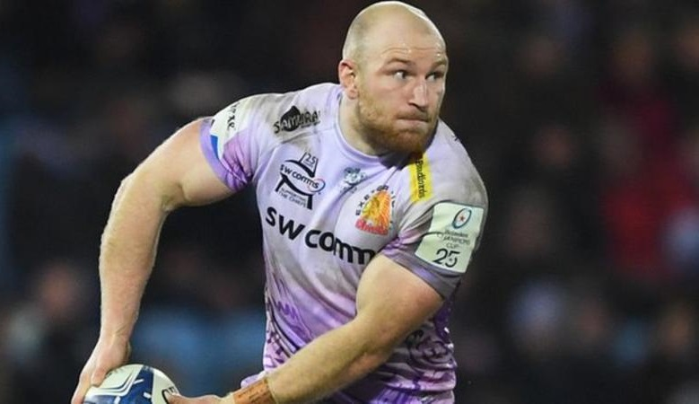 test Twitter Media - Exeter Chiefs back row Matt Kvesic will face a disciplinary panel after being accused of striking an opponent with his knee.  More: https://t.co/rigntlgWSk  #bbcrugby https://t.co/WJk0NNT4uE