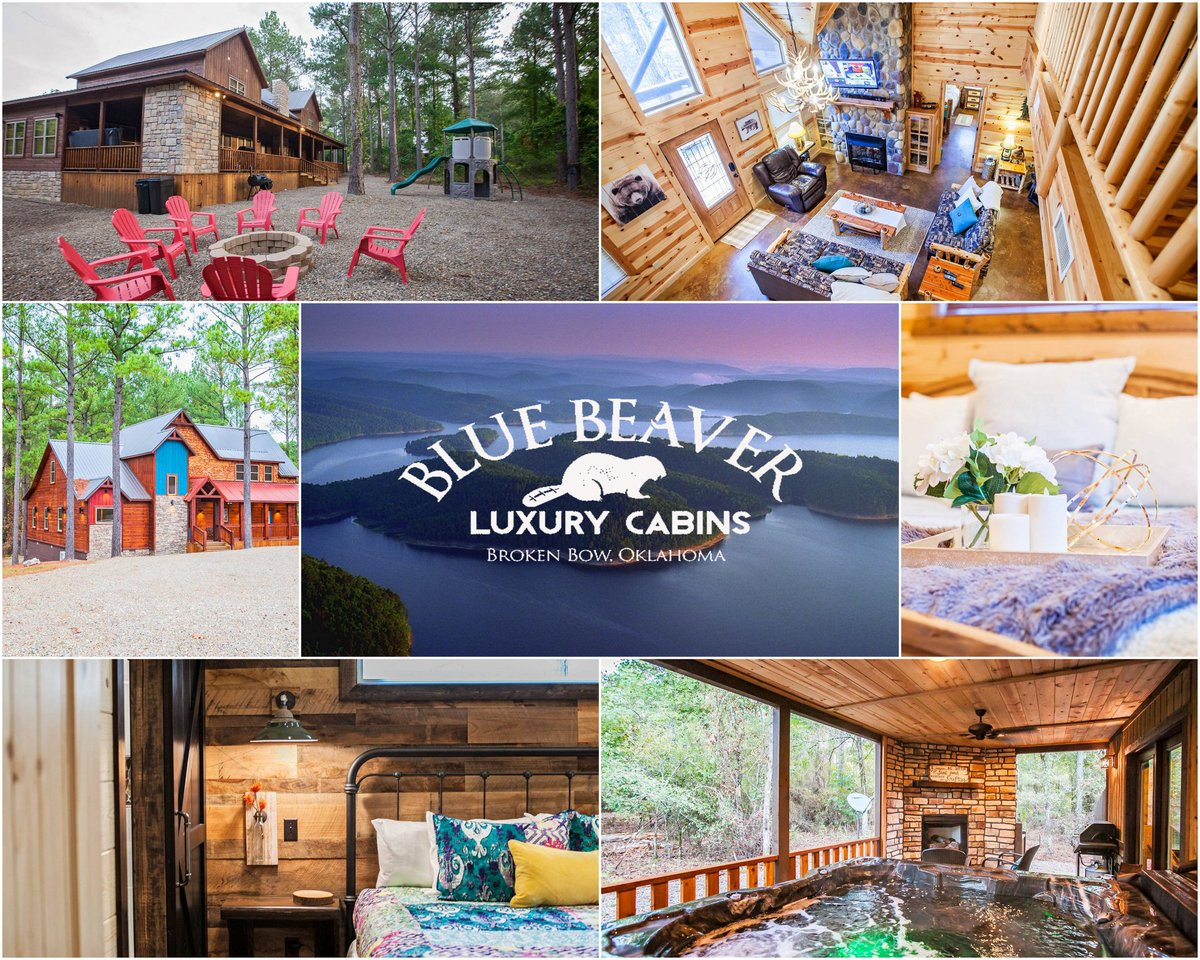 Spring Break and Summer are starting to book already! Don't miss out on the excitement of Hochatown, in Broken Bow,OK.   RESERVE TODAY!  #bluebeavercabins #outdoor #adventure #nature #weekend #cabin #vacation