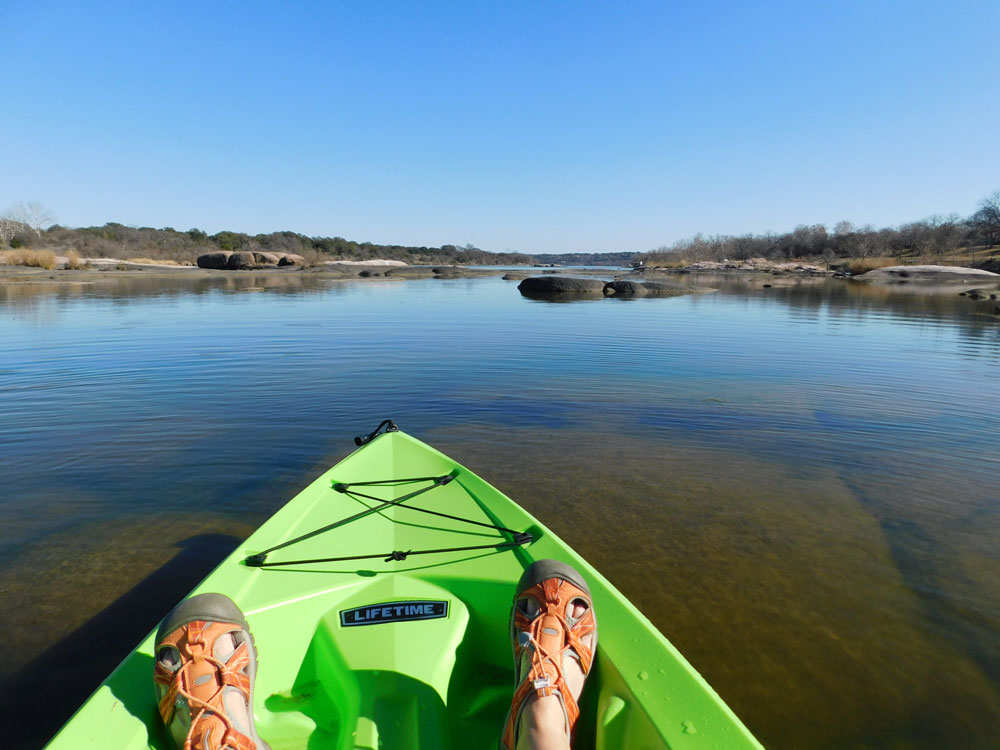 Check out our 10 most favorite things to do during winter in the Highland Lakes. What do you do for fun during the winter? #winter #highlandlakes #kayaking #hiking #outdoors #nature #MarbleFalls #Burnet #Llano #fishing #familyfun