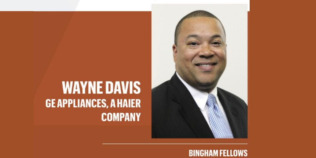 Congrats to CAFÉ senior brand director Wayne Davis on being selected for the #BinghamFellows Class of 2020! Wayne will join 43 other community leaders to help make Louisville a top-tier city.  http://bit.ly/2GxbiYo  #BetterTogetherpic.twitter.com/mpkSZRFb1P